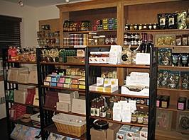 back shelf giftshop
