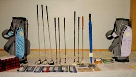 golf prizes